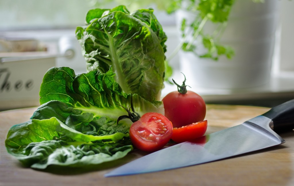 野菜 トマト レタス